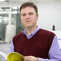 ГАЕВСКИЙ Александр ОлеговичНачальник производственного отделаТел.: 8 (495) 694-7100, доб. 1005